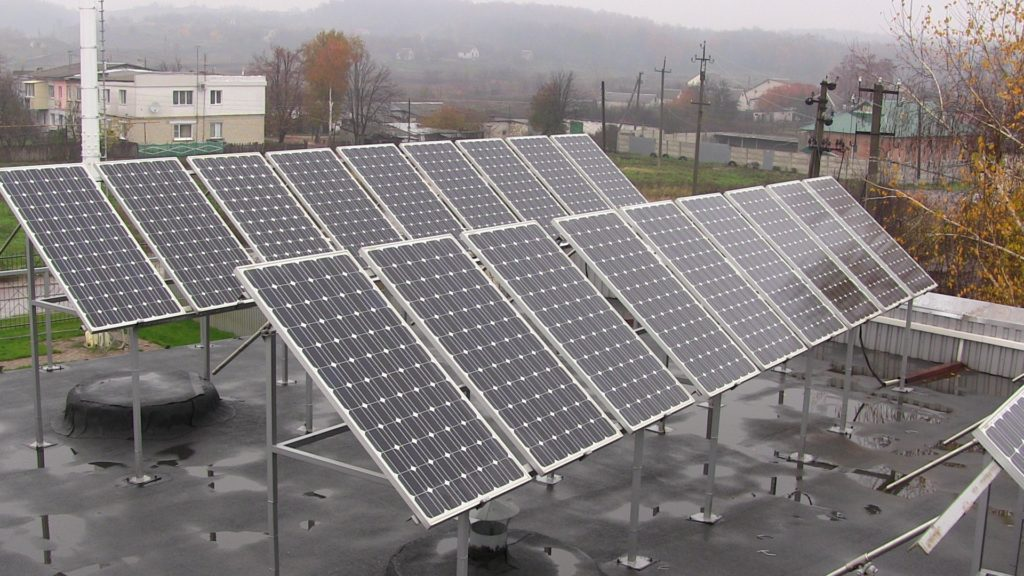 зелена енергія